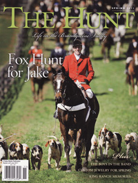 The Jake Chalfin Benefit Hunt Cheshire